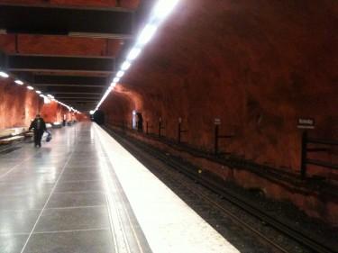 Rinkeby Station