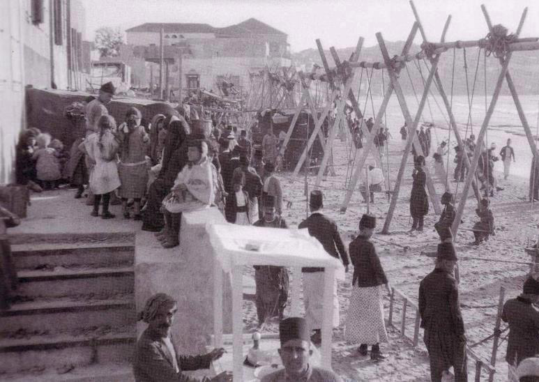 Eid in Jaffa 1920