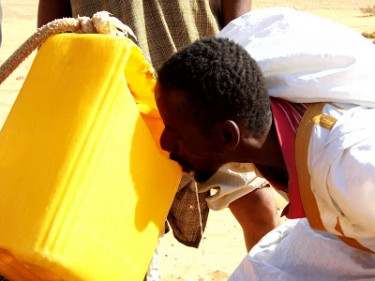 صورة من عدسة المدون الموريتاني الدده ولد الشيخ إبراهيم مأخوذ باذن