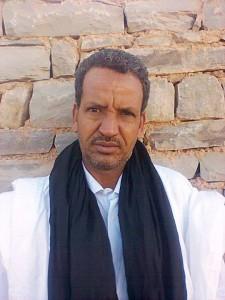صورة للصحفي باباه ولد عابدين (من صفحته الشخصية على فيسبوك )