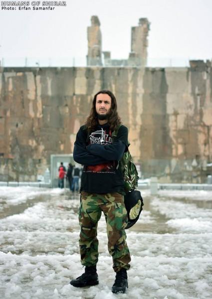 من صفحة أناس شيراز