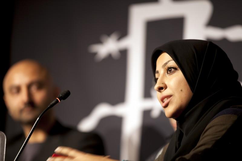 مريم الخواجة - من حساب طلاب منظمة العفو الدولية على فليكر - مستخدمة تحت رخصة المشاع الإبداعي