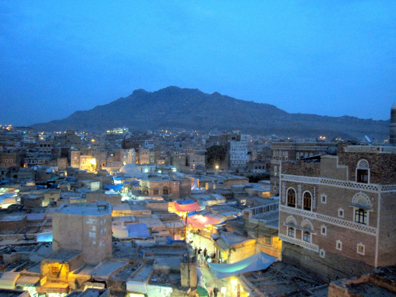 Sanaa,_Yemen_view_evening_september